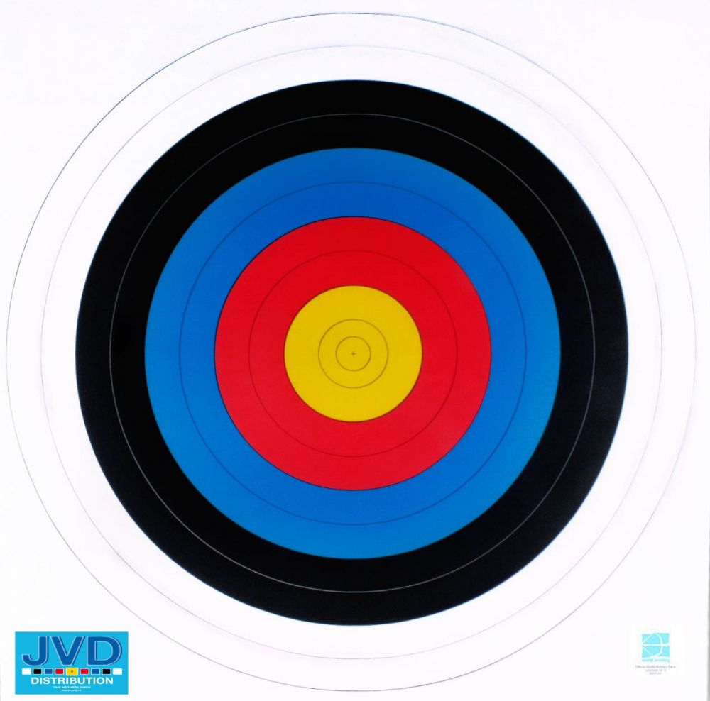 Multi Pack 80cm Fita Reinforced Waxed Paper Target Face